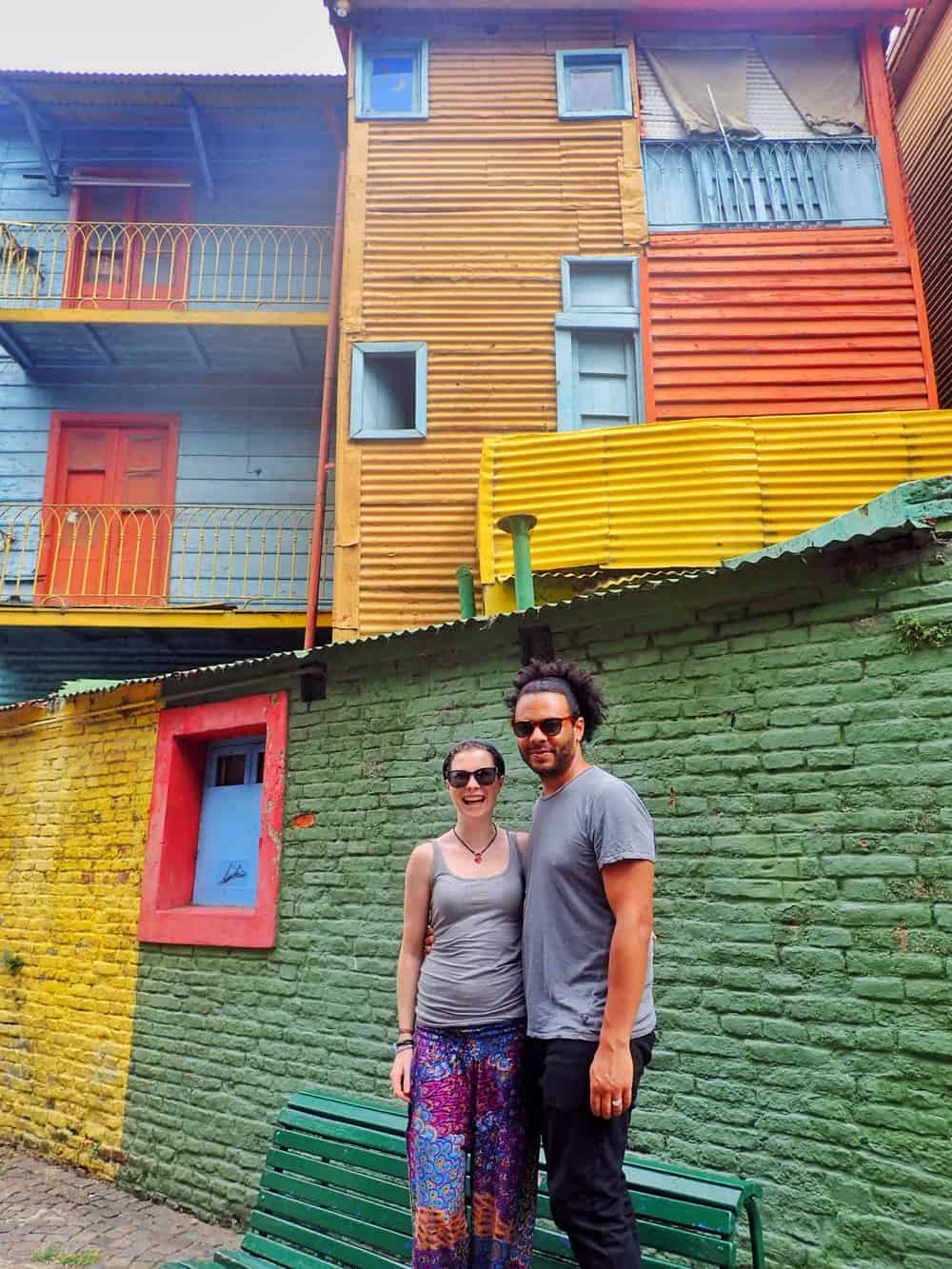 James and Sarah - colorful houses1