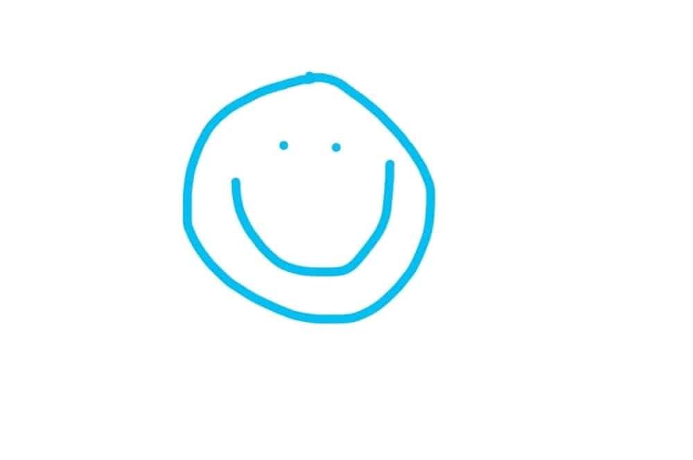 stickman happy