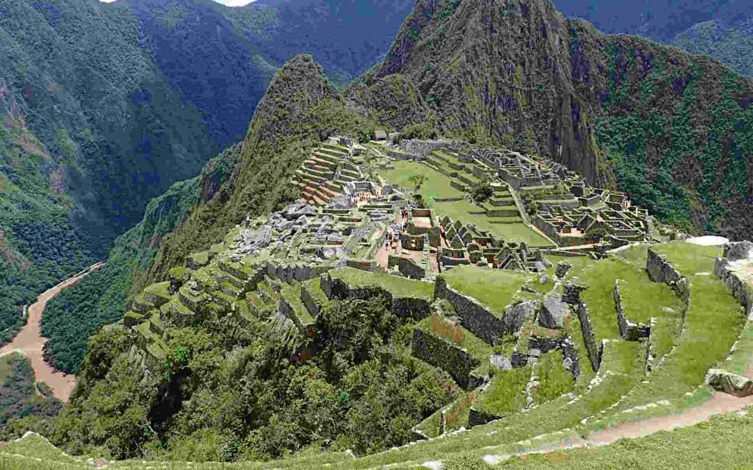 A Journey to Machu Picchu