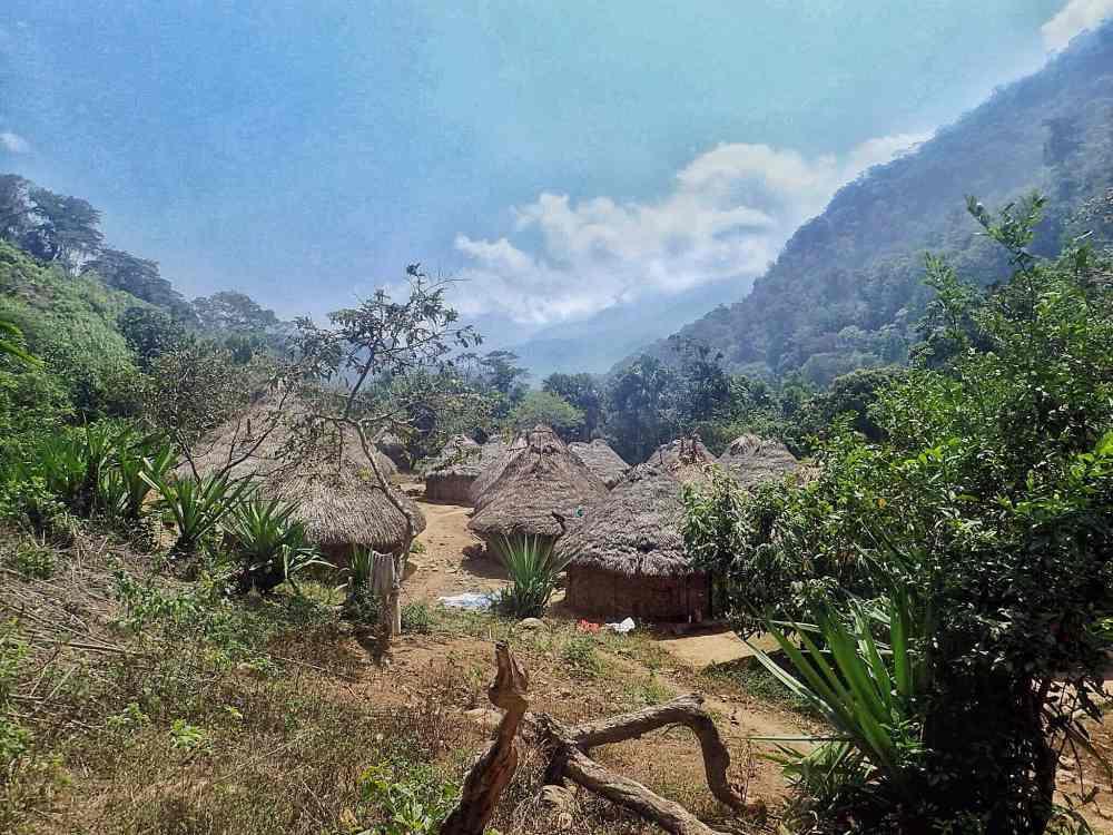 A+Kogi+village
