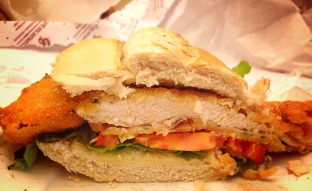 bad boy sandwich
