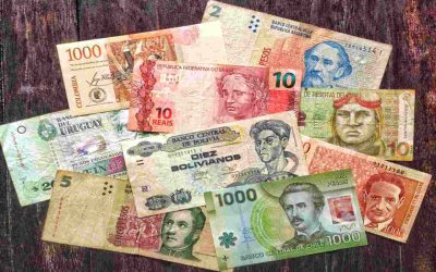 7 South America Countries, 142 Days, £33 Per Day Banner