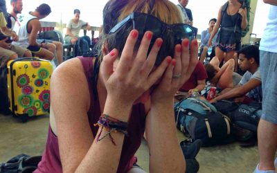 Travelling With Travel Sickness