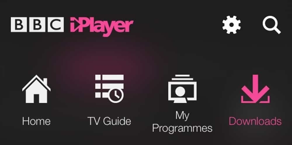 Iplayer for offline blogging