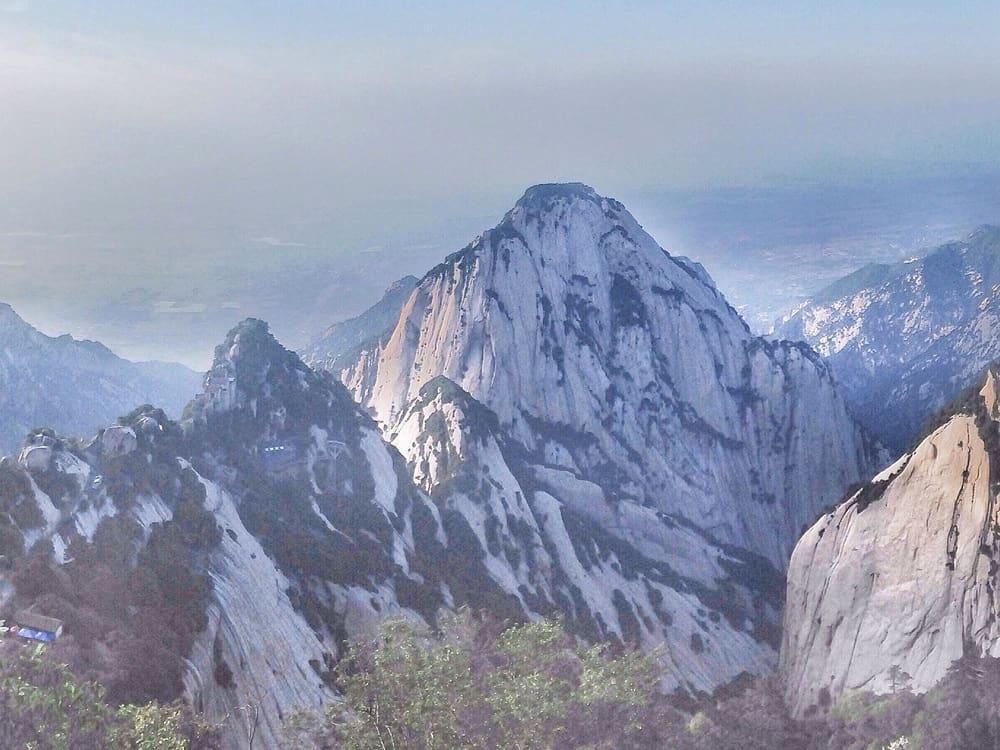 Huashan incredible view