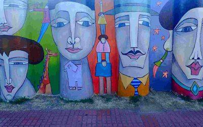 Street Art Cabo Colonia Uruguay