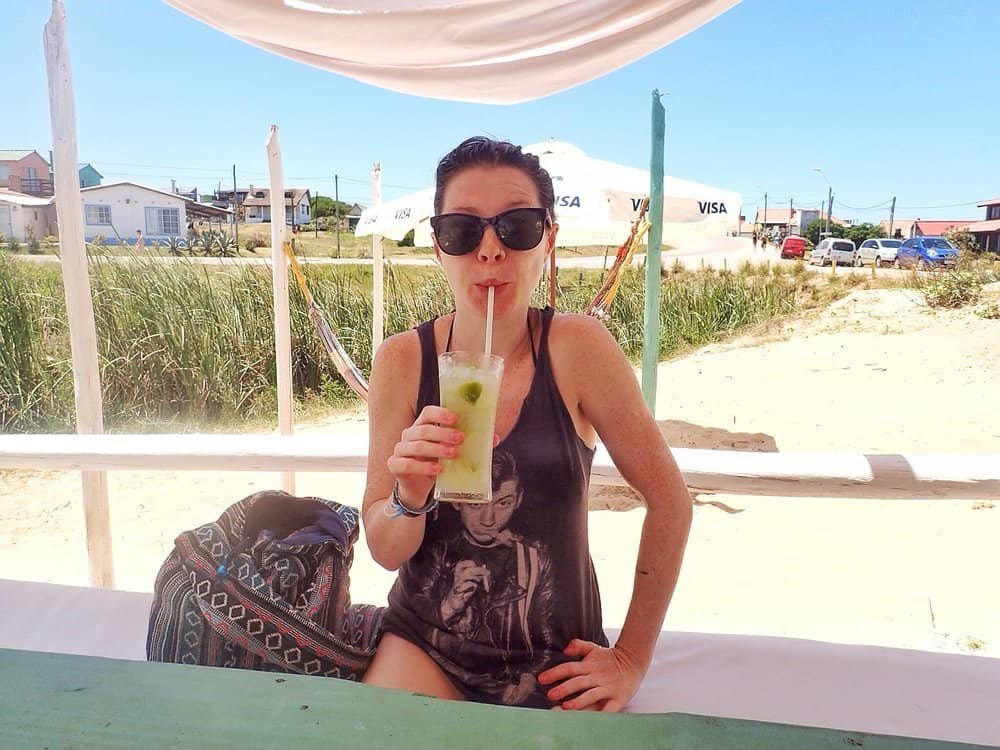 Sarah best caipirinhas in the world