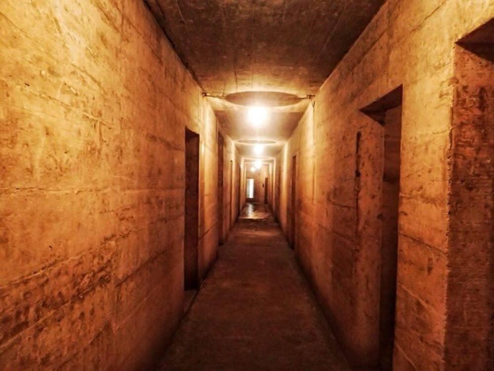 Cat Ba Hospital Cave