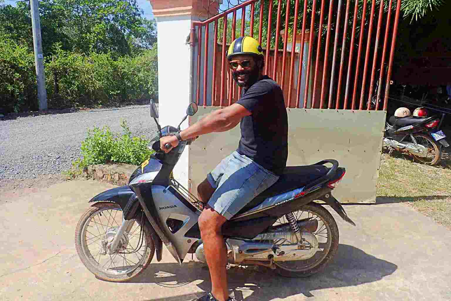 How To Stay Safe When Renting A Motorcycle in South East Asia