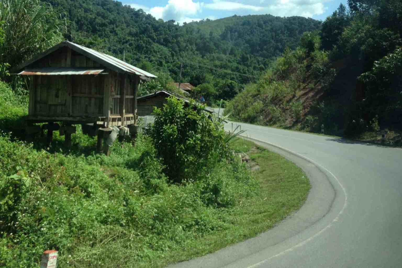 Everything You Need to Know About Travelling By Road in Laos