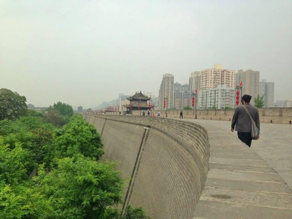 XIAN'S CITY WALL