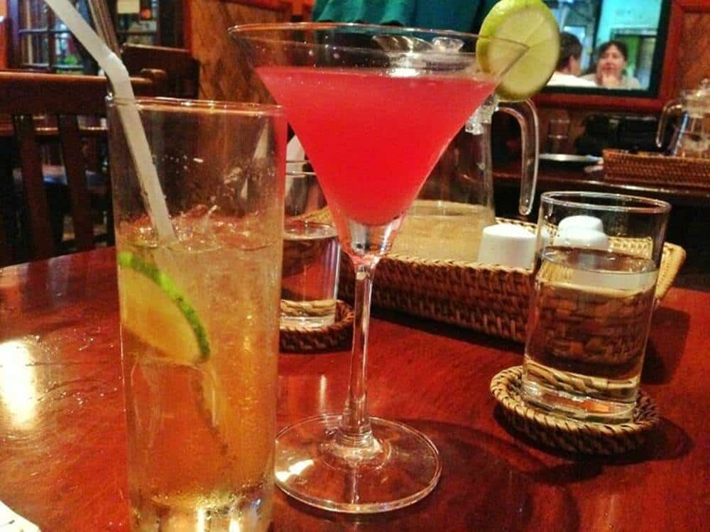 lao lao cocktails
