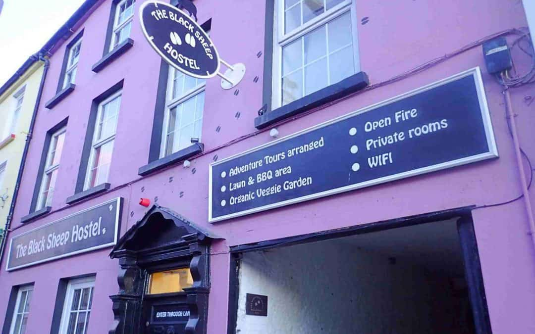 The Best Hostel in Killarney – The Black Sheep