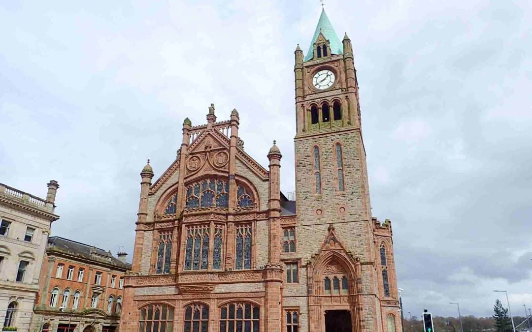 A Mini Guide to Derry Ireland