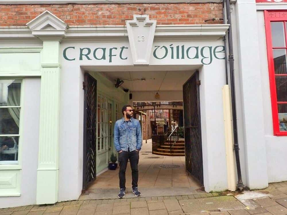 James at craft village