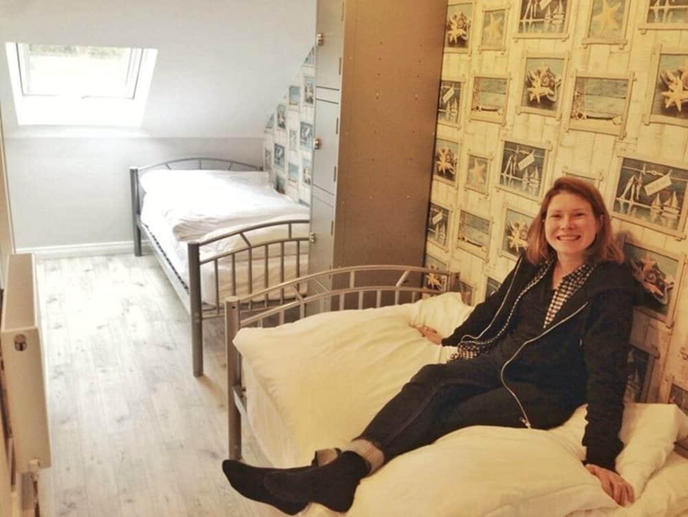 Dorm in Beehive Hostel Sligo Ireland