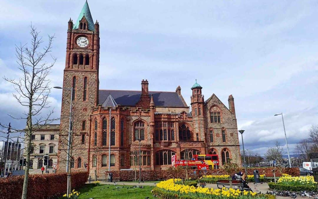 27 Cracking Things To Do in Derry Ireland