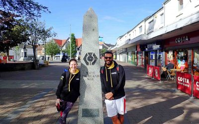 Start of West Highland Way