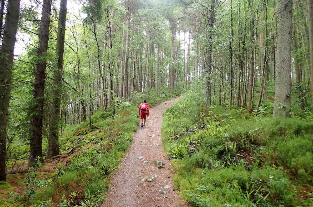 West Highland Way Hiking