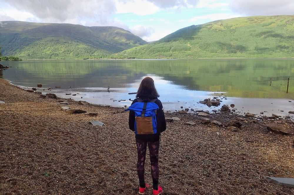 West Highland Way Loch