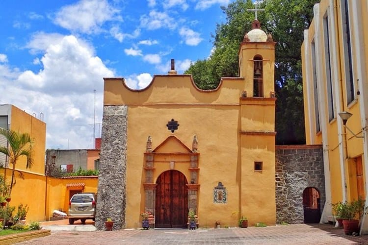 Coyoacan one of safest neighbourhoods in Mexico City