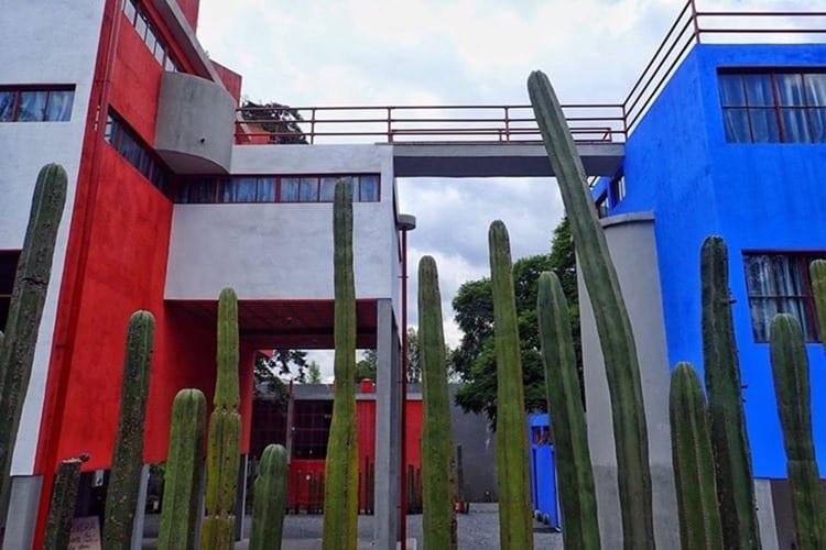 Museo Casa Estudio Diego y Frida Kahlo in San Angel