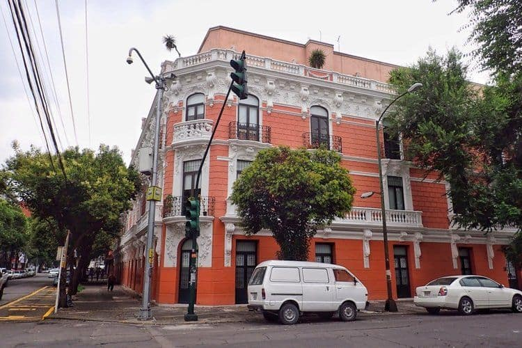 Best neighbourhoods to stay in Mexico City Roma