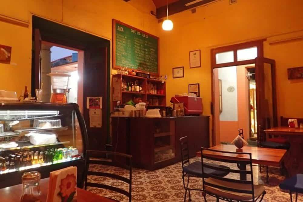 CAFÈ LOS CUILES