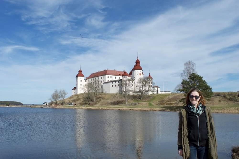 Sarah at Sweden