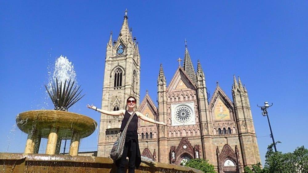 Templo Expiatorio Guadalajara sightseeing