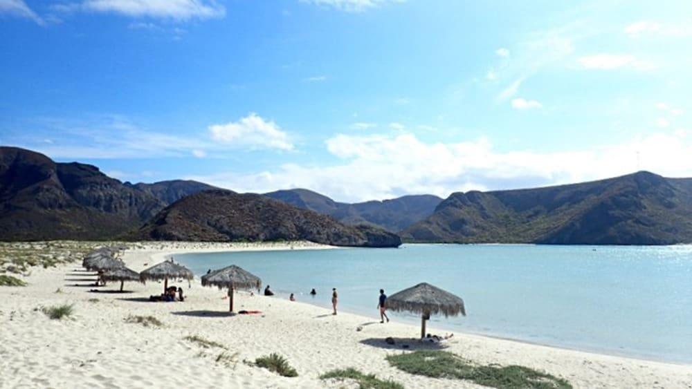 La Paz Mexico Beach