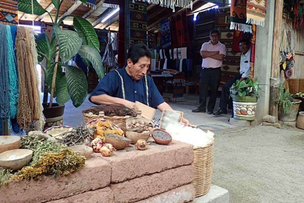 man-preparing-the-raw-materials