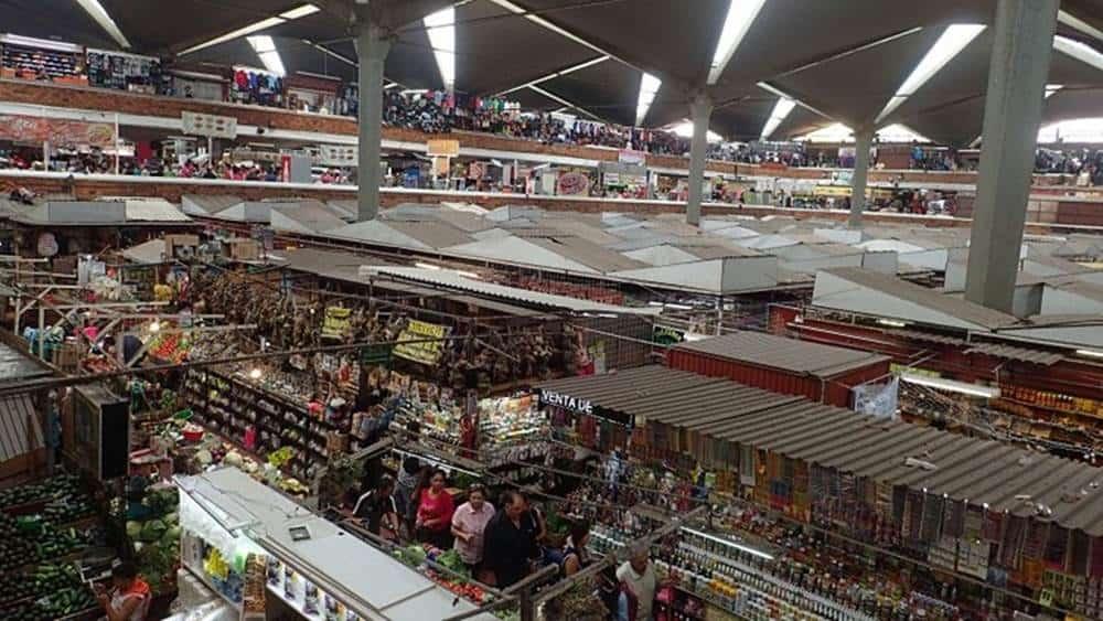 San Juan de Dios market Guadalajara Attractions