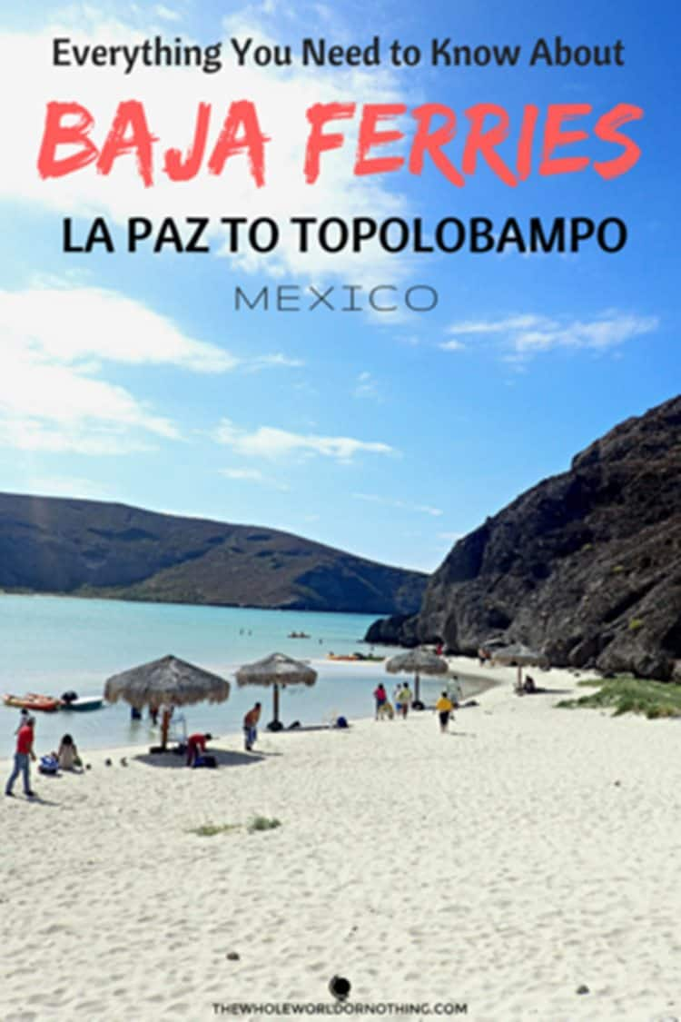 """shore-with-text-overlay-everything-you-need-to-know-about-Baja-Ferries-La-Paz-to-Topolobampo-Mexico"""