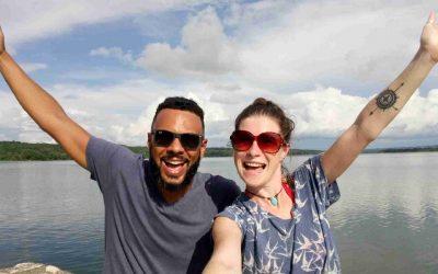 Sarah & James in Guatemala
