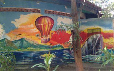 Puerto Vallarta Balloon Street Art