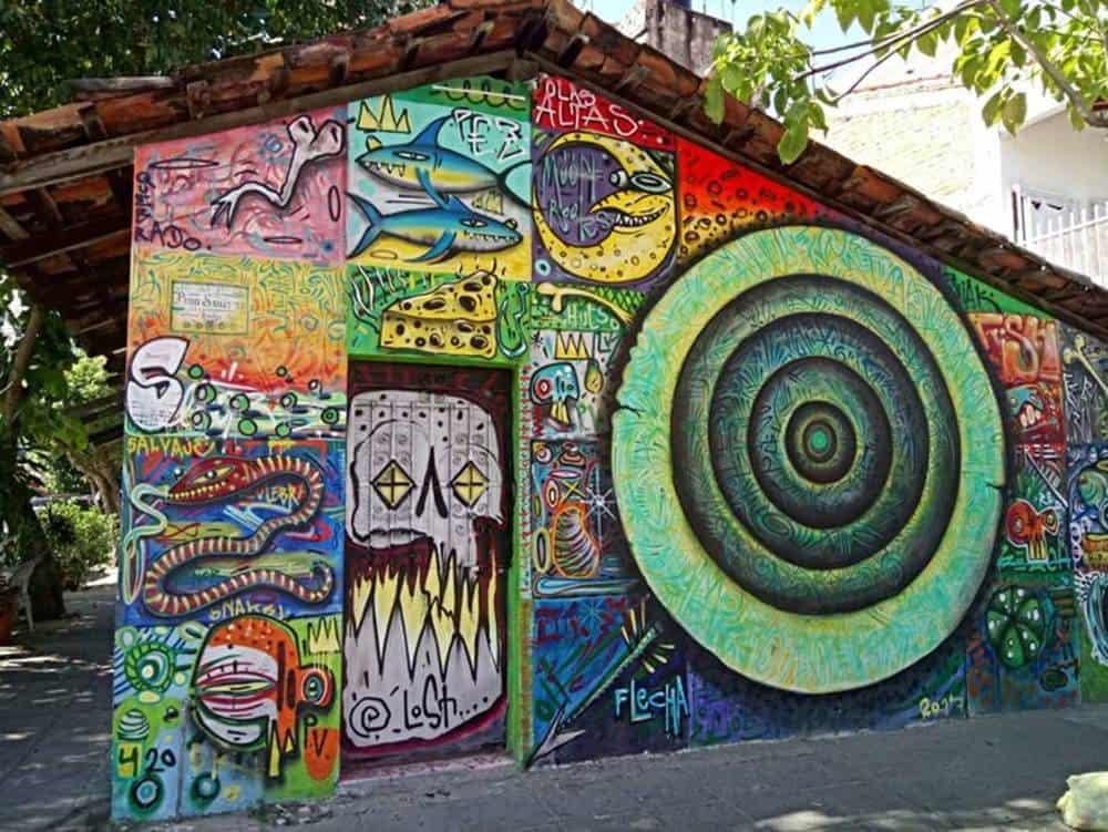 mix concept mural