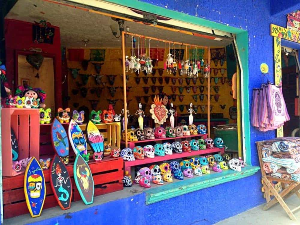 boutique shop Sayulita