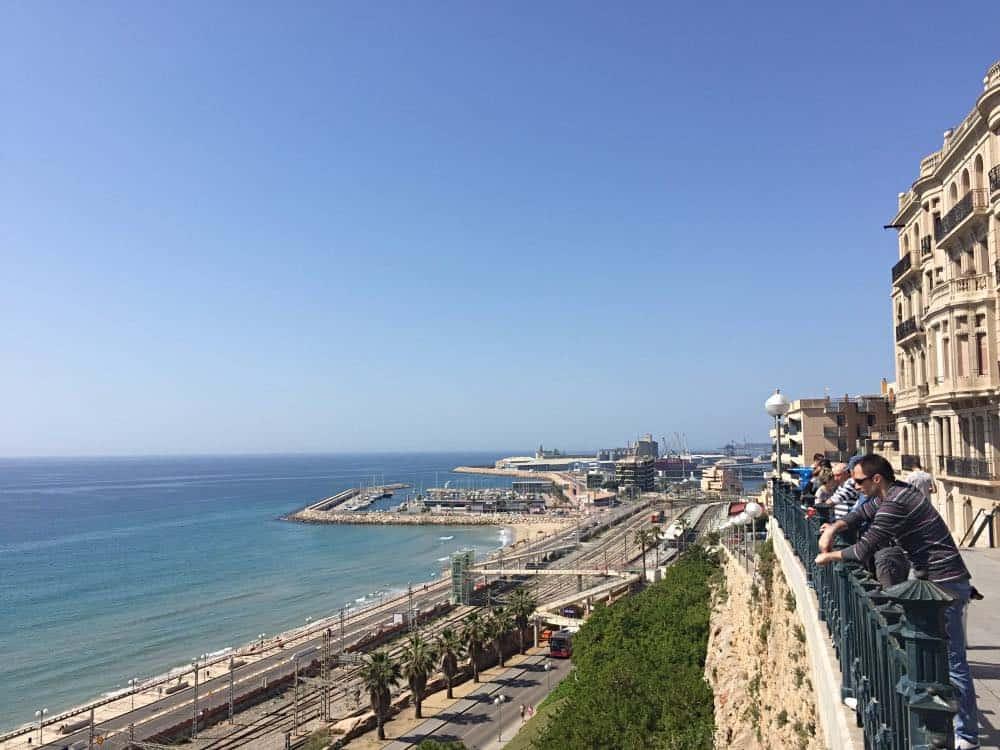 Balcon del Mediterraneo popular things to do in Tarragona