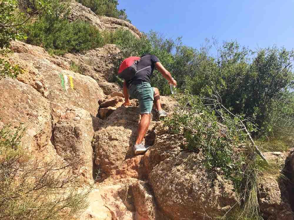 Difficulty of Montserrat Barcelona Hike