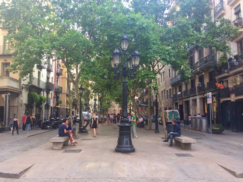 El Borne Barcelona 4 day trip