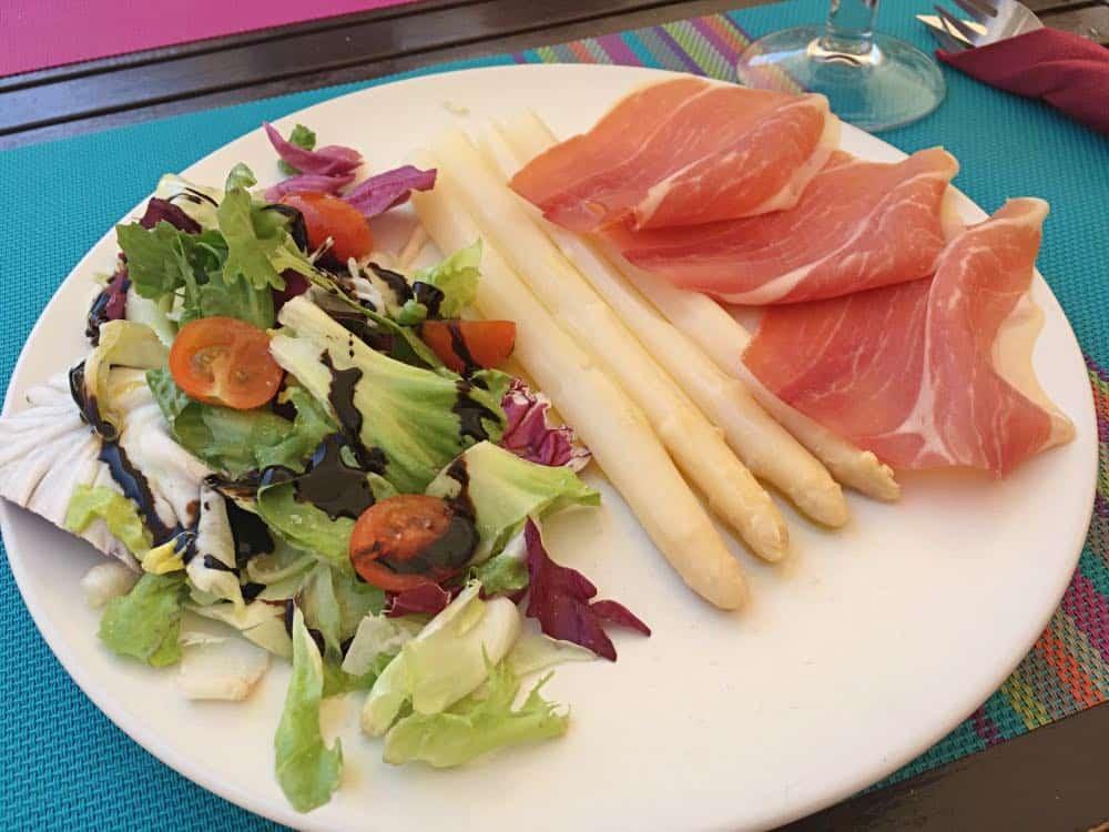 Lunch at Champanyet Restaurant Tarragona