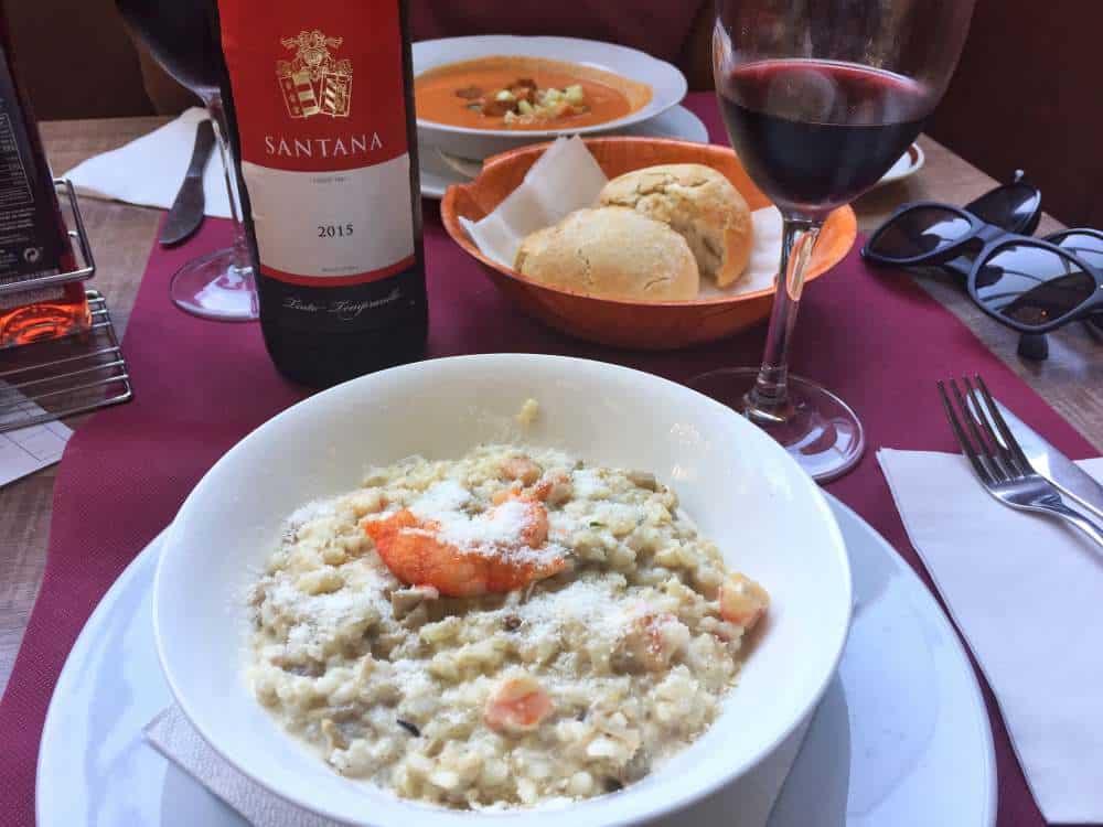Menu del Dia Starters and Wine Barcelona