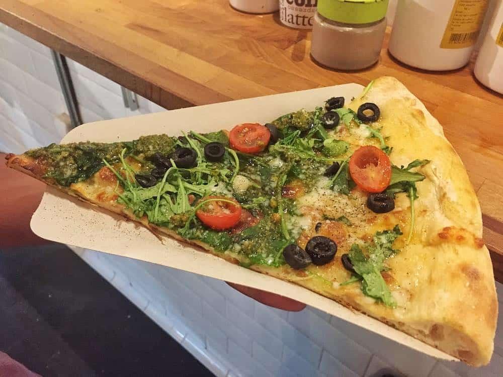 Micaela Pizzeria Gracia Barcelona