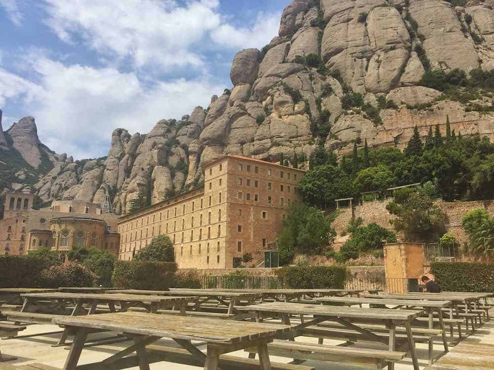 Picnic Area at Visit Montserrat Monastery