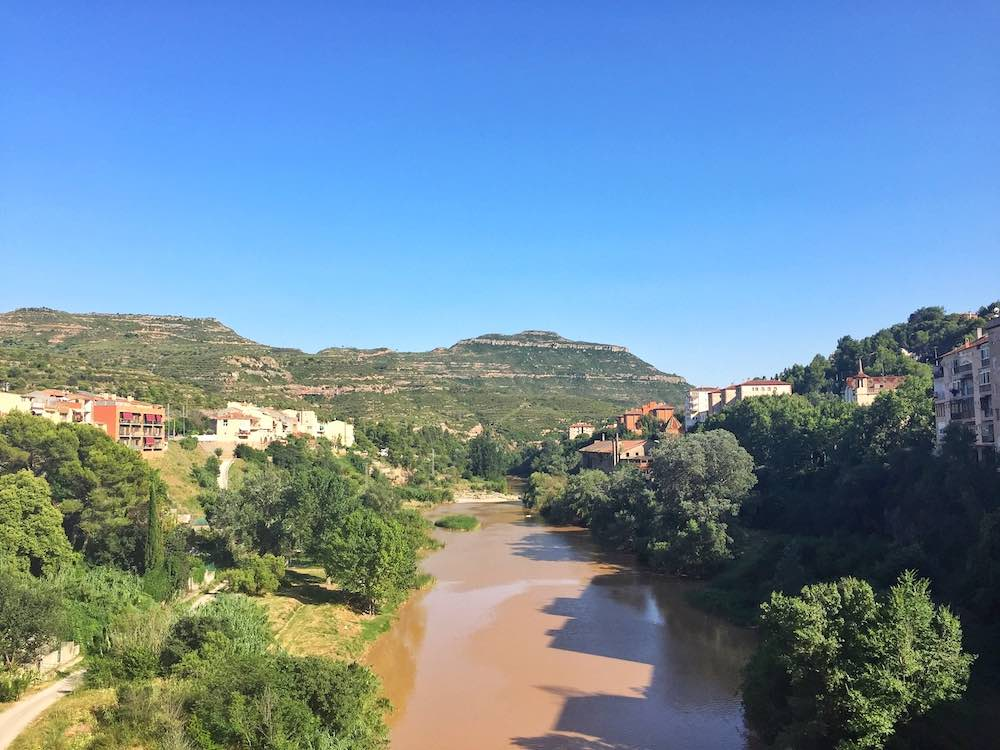 River Llobregat View