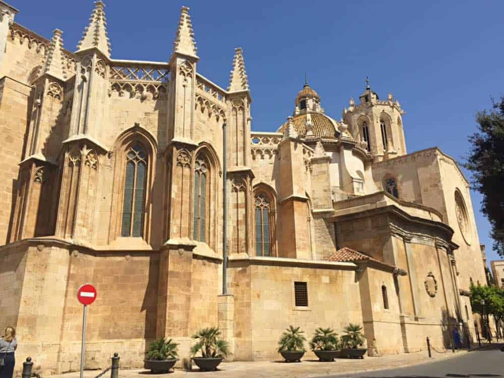 Visit Tarragona Cathedral