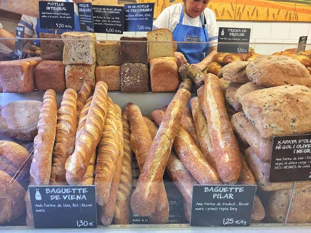 Barcelona hacks for bakeries