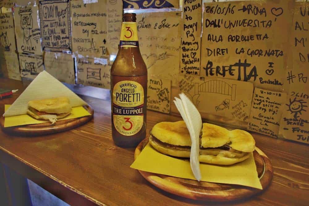 Best Porchetta in Rome
