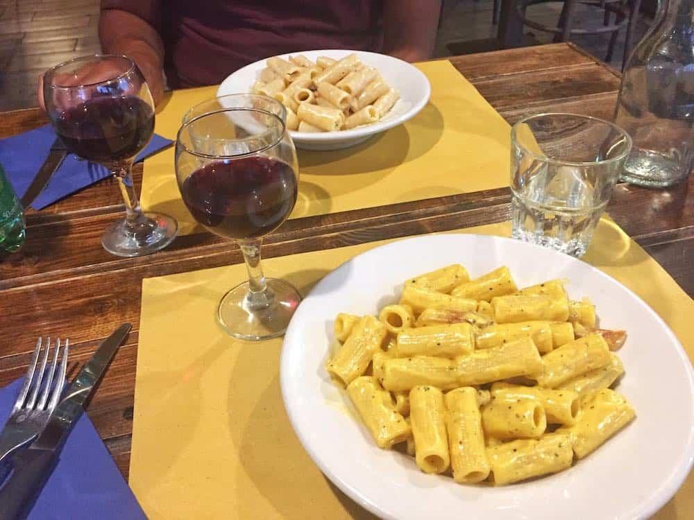 Capraecavoli Authentic Resturant Rome